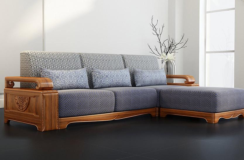 郭氏家具实木沙发